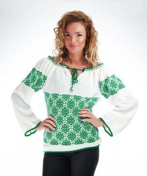 ie tricotata verde