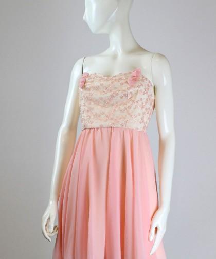 rochie eleganta roz