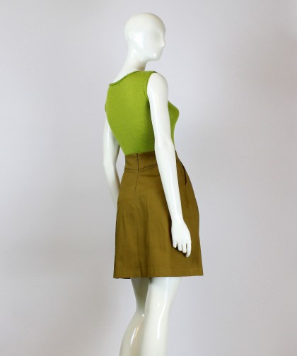 fusta cu model traditional olive