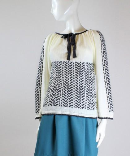 bluza tricotata