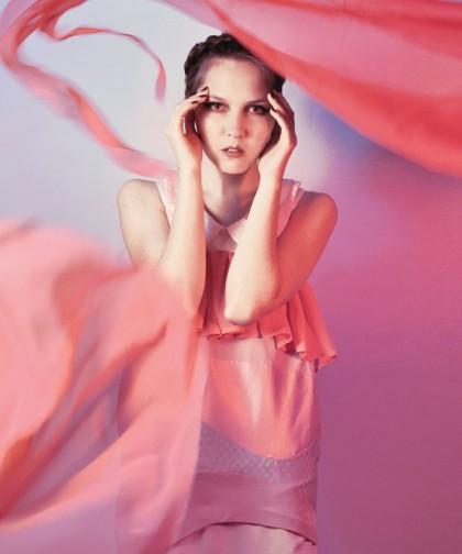 rochie roz