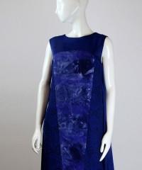rochie albastra de ocazie