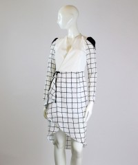 rochie petrecuta, silk dress