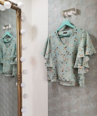 bluza vaporoasa
