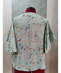 bluza cu floricele