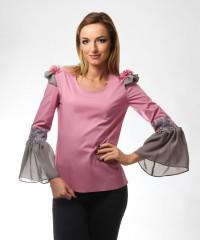 bluza roz