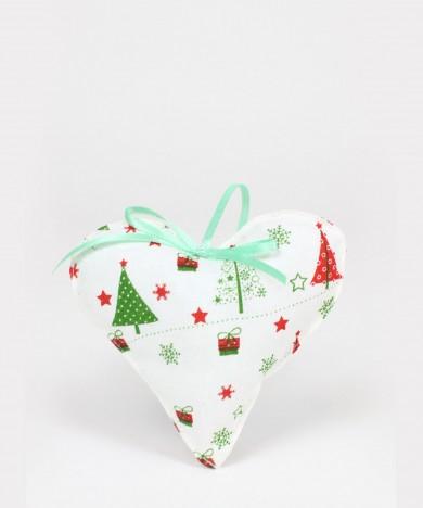 decoratiune de iarna inima