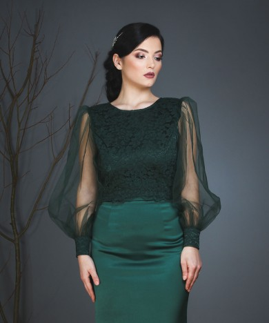 outfit forrest green