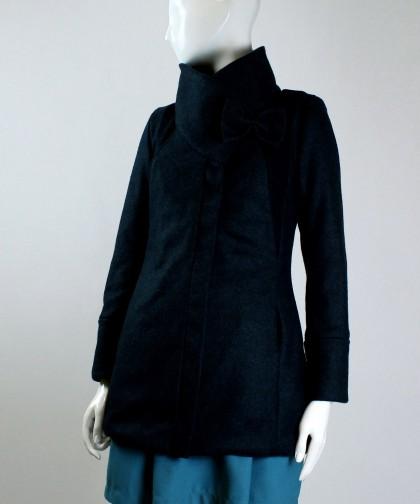 palton din stofa de lana